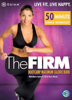 Rent The Firm: Bootcamp Maximum Calorie Burn Online DVD Rental