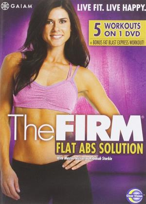 Rent The Firm: Flat Abs Solution Online DVD Rental