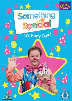 Rent Something Special: It's Party Time Online DVD Rental