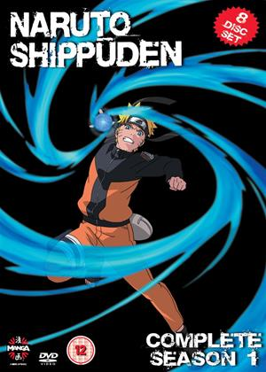 Rent Naruto: Shippuden: Series 1 Online DVD Rental