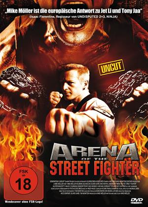 Arena of the Street Fighter Online DVD Rental