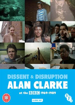 Alan Clarke at the BBC: Dissent and Disruption: 1969-1989 Online DVD Rental