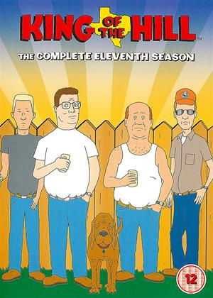 King of the Hill: Series 11 Online DVD Rental