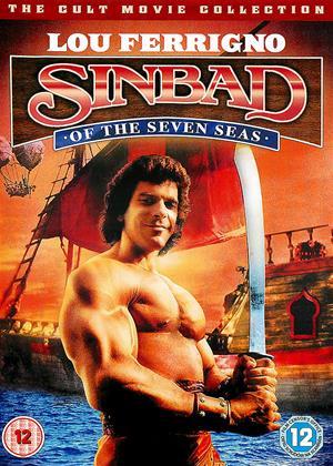 Rent Sinbad of the Seven Seas Online DVD Rental