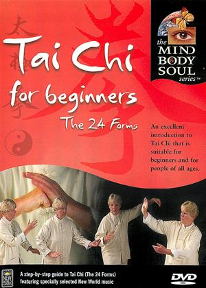 Rent Tai Chi for Beginners: The 24 Forms Online DVD Rental