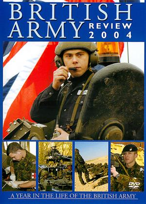 Rent British Army: Review 2004 Online DVD Rental