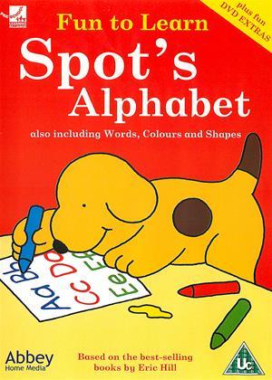 Rent Spot: Spot's Alphabet Online DVD Rental