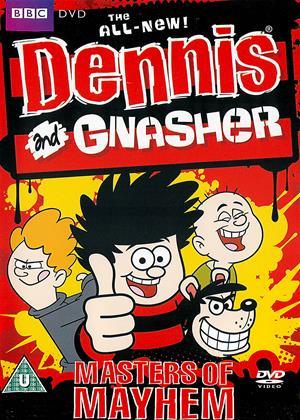 Dennis and Gnasher: Masters of Mayhem Online DVD Rental