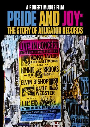 Rent Pride and Joy: The Story of Alligator Records Online DVD Rental