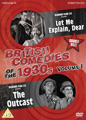 Rent British Comedies of the 1930s: Vol.1 Online DVD Rental