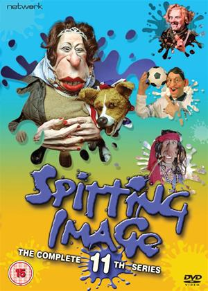 Rent Spitting Image: Series 11 Online DVD Rental