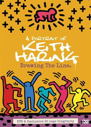 Rent A Portrait of Keith Haring: Drawing the Line Online DVD Rental