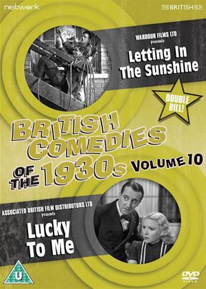 Rent British Comedies of the 1930s: Vol.10 Online DVD Rental