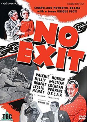 No Exit Online DVD Rental