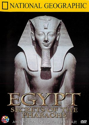 Rent National Geographic: Egypt: Secrets of the Pharaohs Online DVD Rental