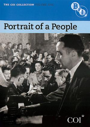 Rent COI Collection: Vol.5: Portrait of a People Online DVD Rental