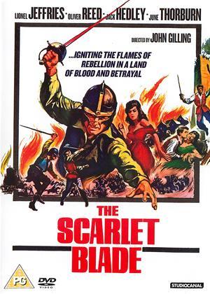 Rent The Scarlet Blade (aka The Crimson Blade) Online DVD Rental