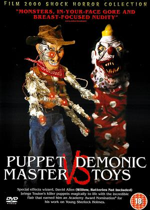 Puppet Master vs. Demonic Toys Online DVD Rental