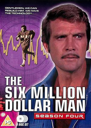 The Six Million Dollar Man: Series 4 Online DVD Rental