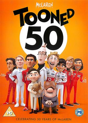 Rent Tooned: 50 Online DVD Rental