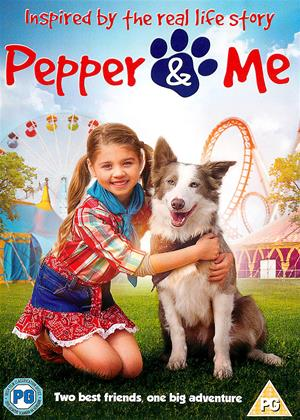 Pepper and Me Online DVD Rental