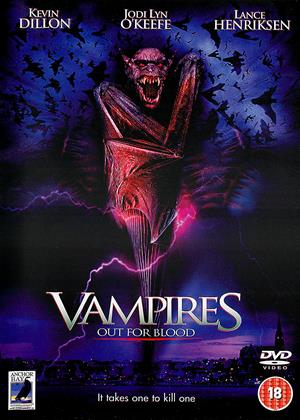 Vampires: Out for Blood Online DVD Rental