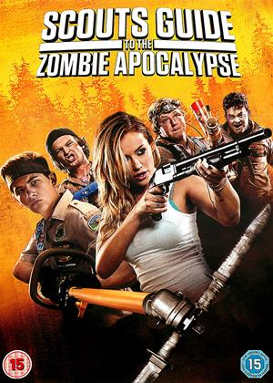Scouts Guide to the Zombie Apocalypse Online DVD Rental