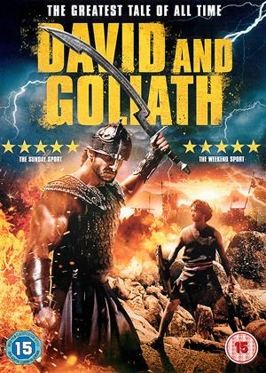 Rent David and Goliath Online DVD Rental