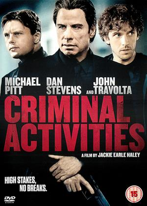 Criminal Activities Online DVD Rental