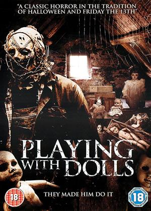 Playing with Dolls Online DVD Rental