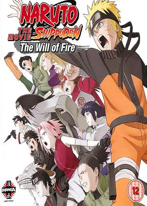 Naruto Shippuden: The Movie 3: The Will of Fire Online DVD Rental