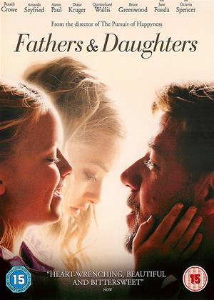 Fathers and Daughters Online DVD Rental