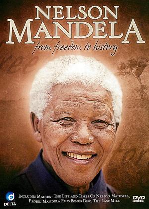 Nelson Mandela: From Freedom to History Online DVD Rental