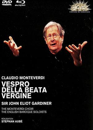 Claudio Monteverdi: Vespro Della Beata Vergine Online DVD Rental