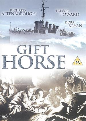Rent Gift Horse (aka Glory at Sea) Online DVD Rental