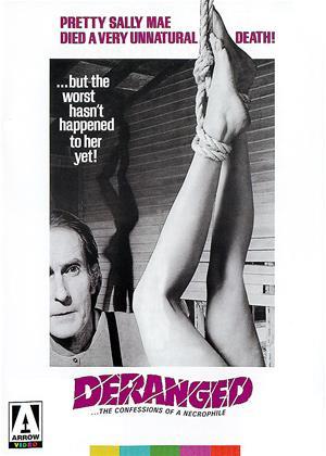 Rent Deranged (aka Deranged: The Confessions of a Necrophile) Online DVD Rental