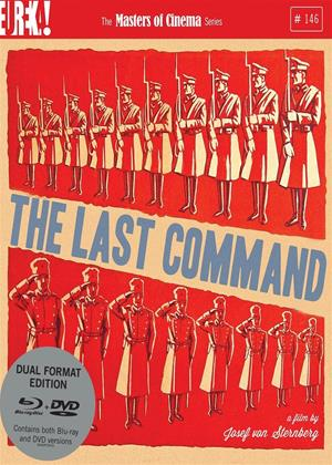The Last Command Online DVD Rental