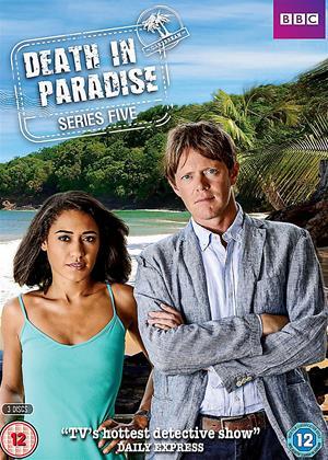Rent Death in Paradise: Series 5 Online DVD Rental