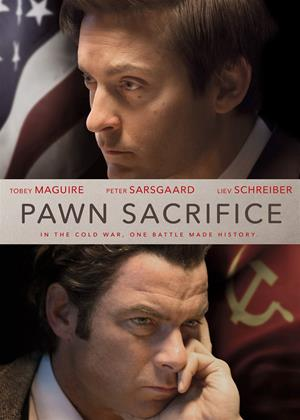 Pawn Sacrifice Online DVD Rental