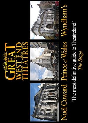 Rent Great West End Theatres Online DVD Rental
