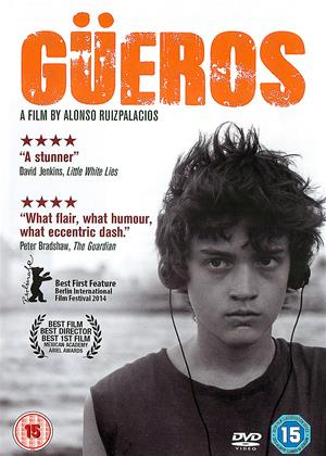 Gueros Online DVD Rental