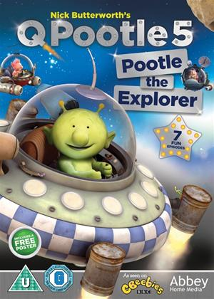 Rent Q Pootle 5: Pootle the Explorer Online DVD Rental