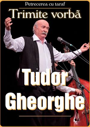 Tudor Gheorghe: Trimite Vorba Online DVD Rental