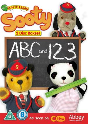 Rent Sooty: ABC / 123 Online DVD Rental