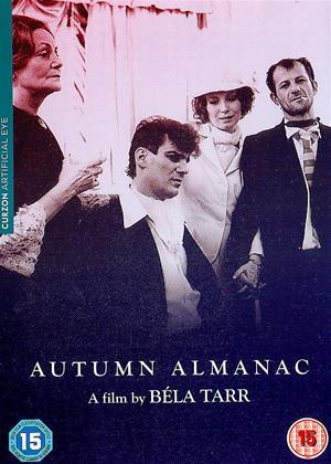 Autumn Almanac Online DVD Rental