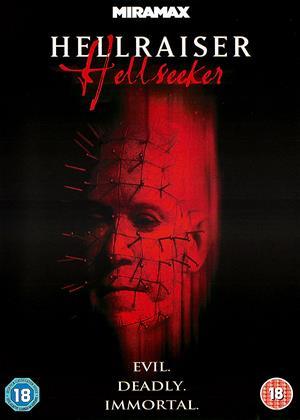 Hellraiser: Hellseeker Online DVD Rental