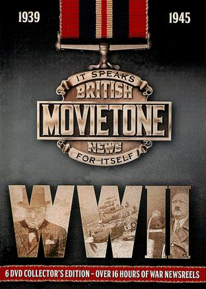 WWII: The British Movietone Newsreel Years Online DVD Rental