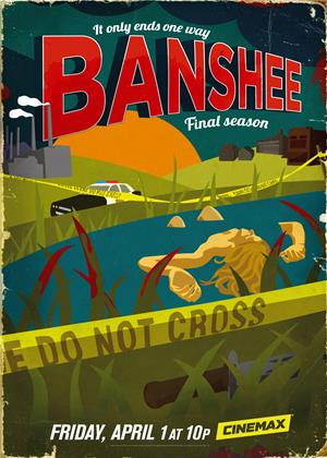 Rent Banshee: Series 4 Online DVD Rental