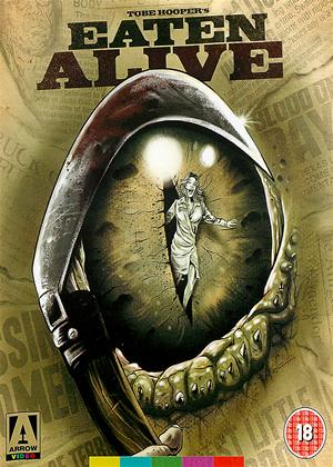 Rent Eaten Alive (aka Death Trap / Horror Hotel) Online DVD Rental