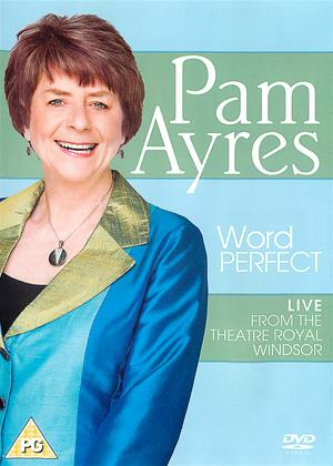 Pam Ayres: Word Perfect: Live at the Theatre Royal Windsor Online DVD Rental